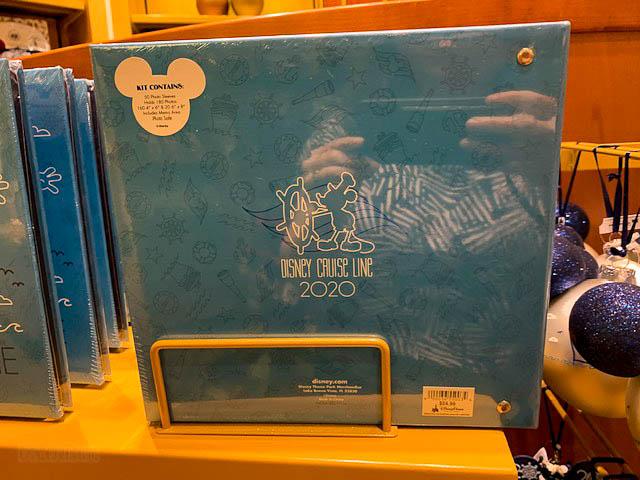 DCL 2020 Merchandise Scrapbook