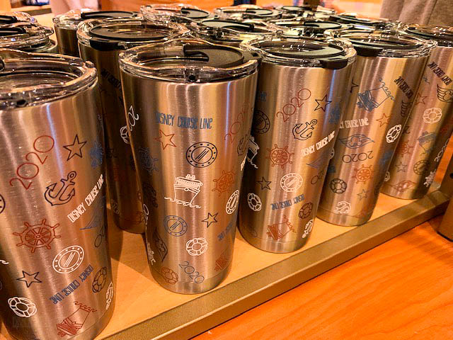 DCL 2020 Merchandise Tervis Tumblers