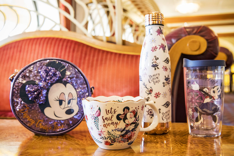 Sail Away Minnie Collection 4