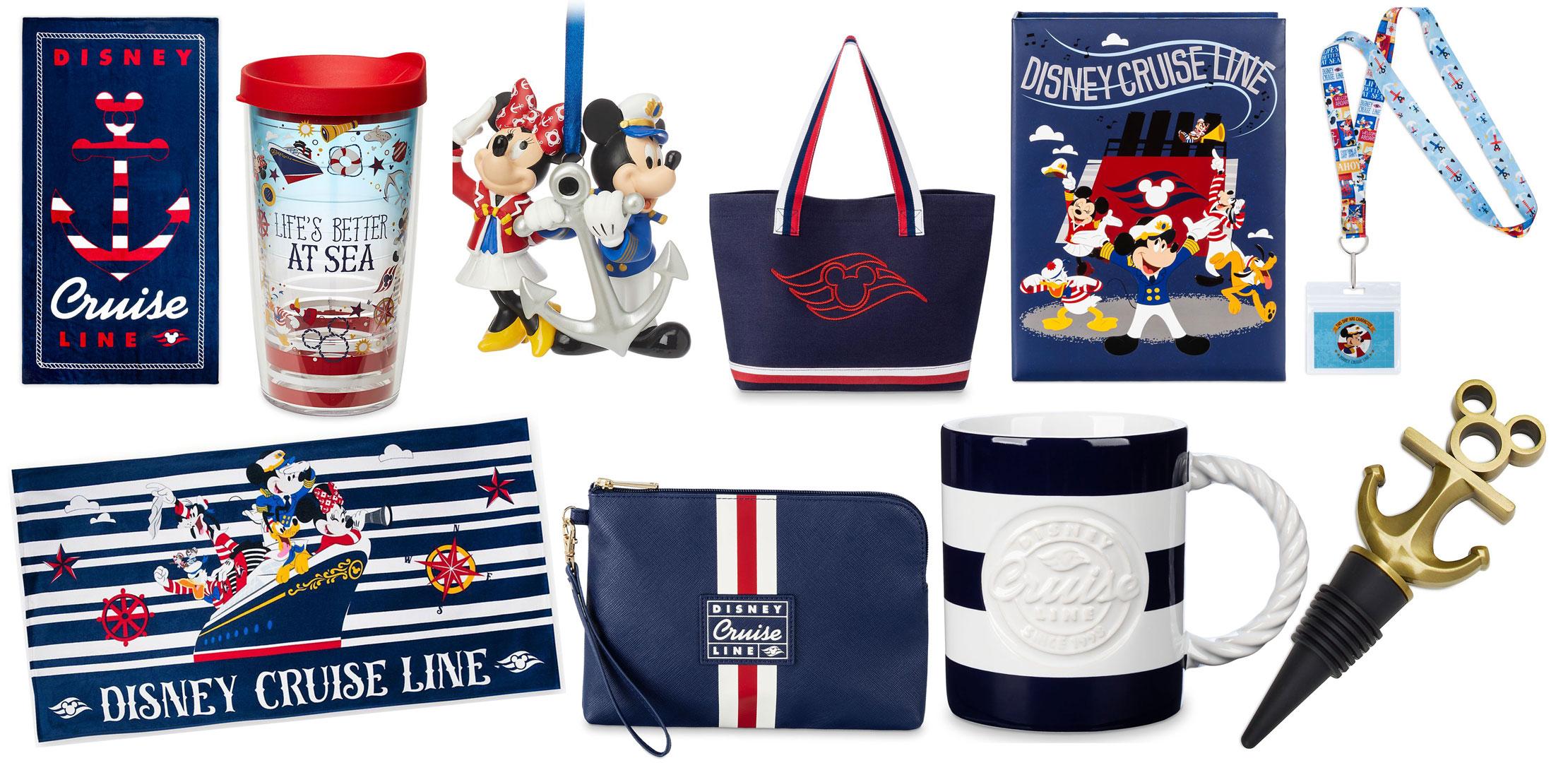 ShopDisney DCL Merchandise 20200121
