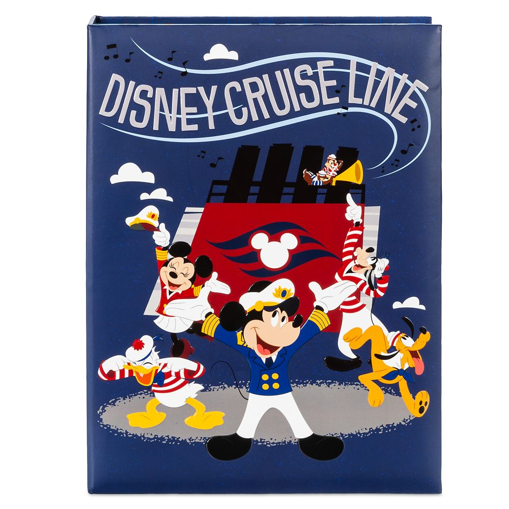 ShopDisney DCL Mickey Mouse And Friends Photo Album Large