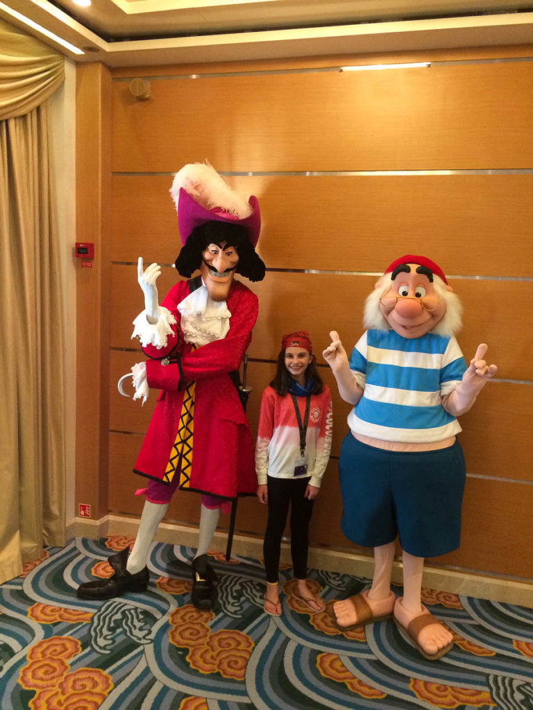 Captain Hook Smee Isabelle