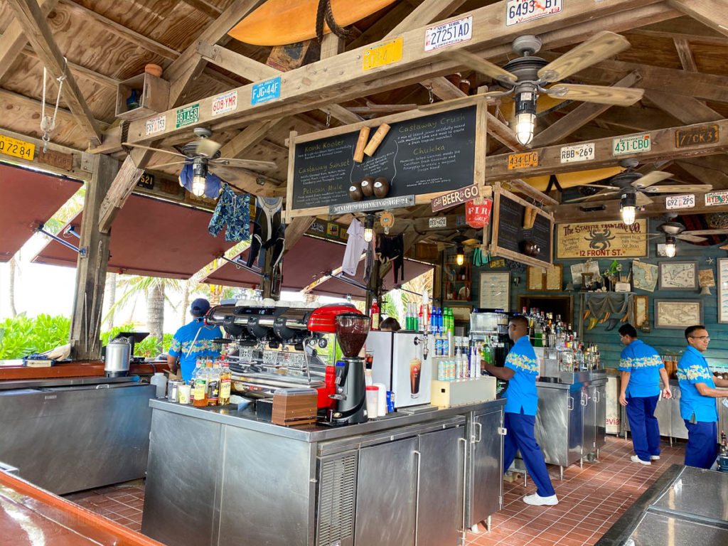 Castaway Cay Coffee