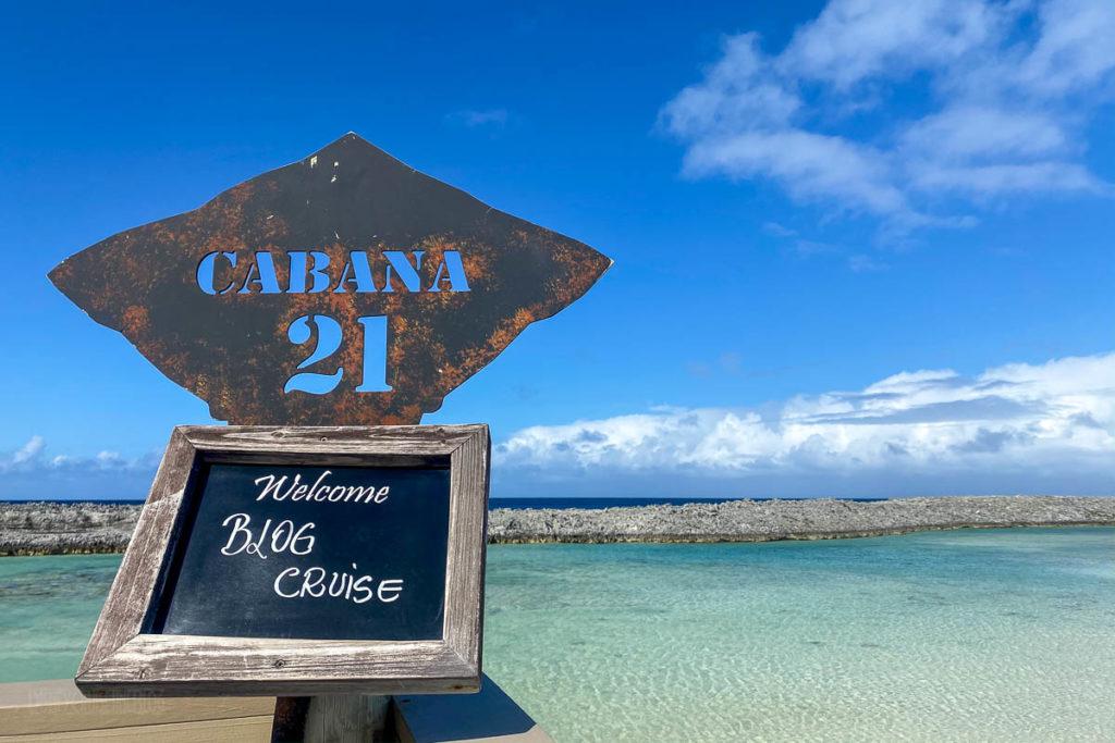 Castaway Cay Grand Cabana 21