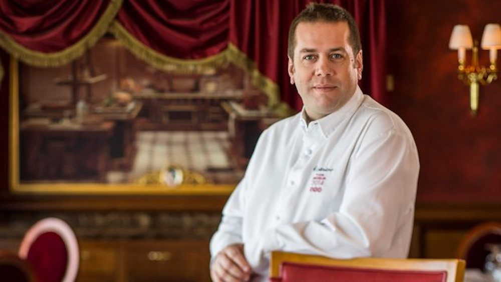 DCL Chef Arnaud Lallement Remy