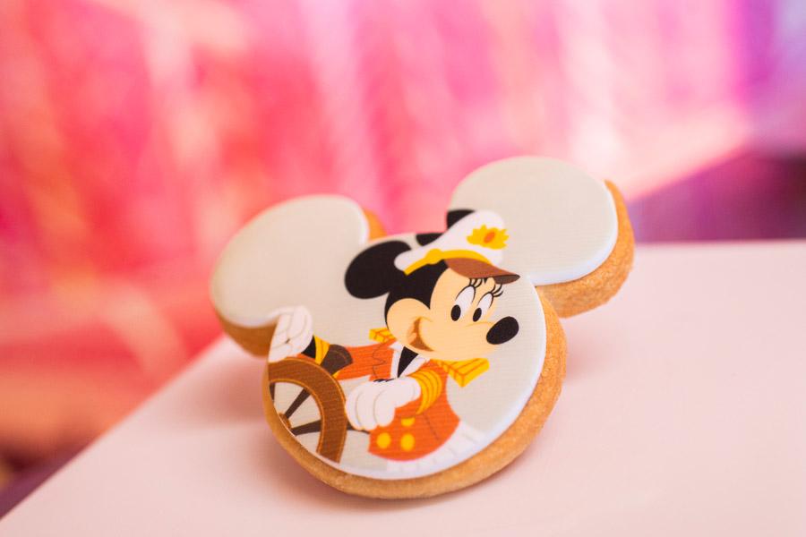DPB DCL Captain Minnie Minnie Cookies 1