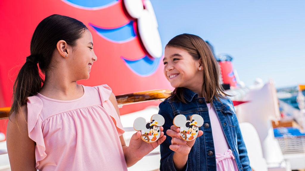 DPB DCL Captain Minnie Minnie Cookies 3