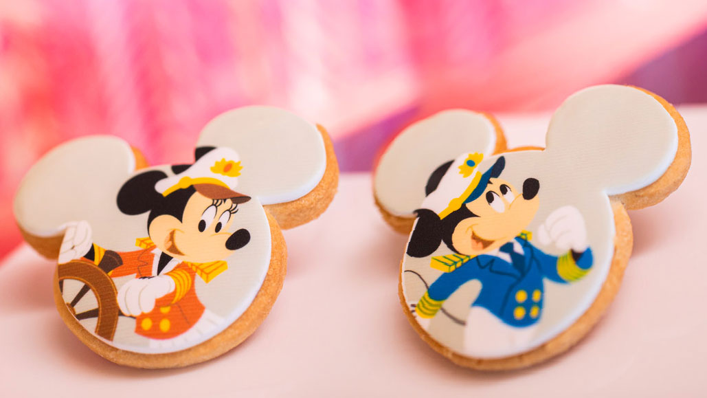 DPB DCL Captain Minnie Minnie Cookies 4