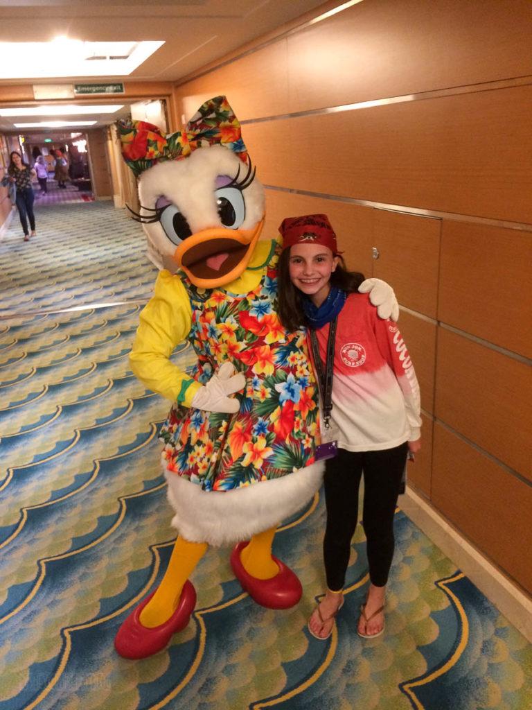 Daisy Duck Isabelle