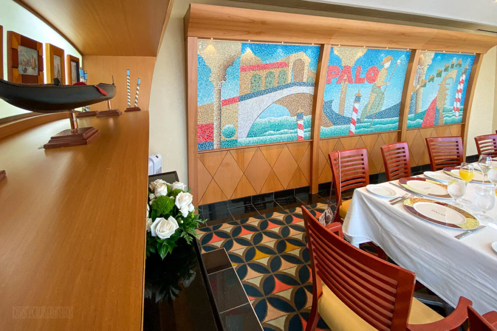 Disney Magic Palo Private Room