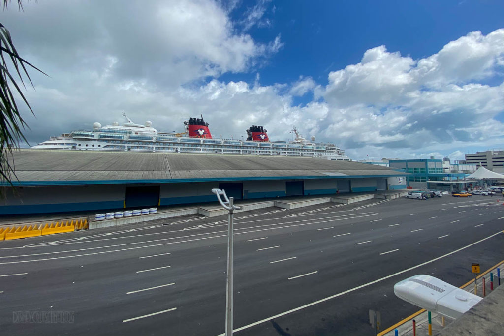Disney Magic PortMiami