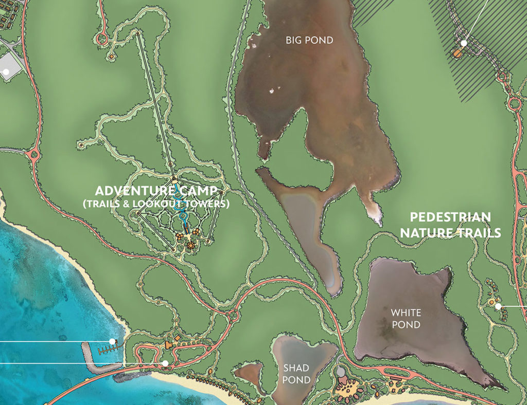 Lighthouse Point Illustrative Concept Plan 20191016 Adventure Camp