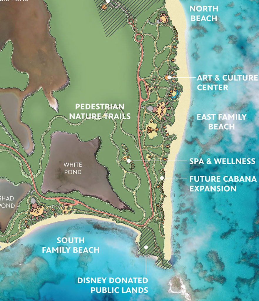 Lighthouse Point Illustrative Concept Plan 20191016 East Beach
