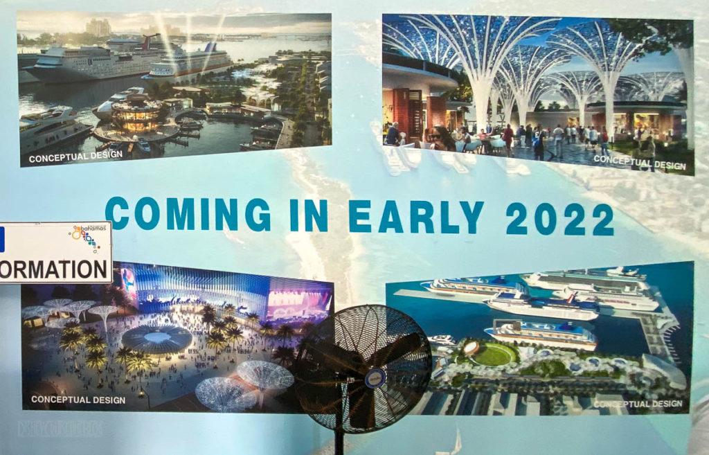 Nassau Port Redevelopment Concept Art