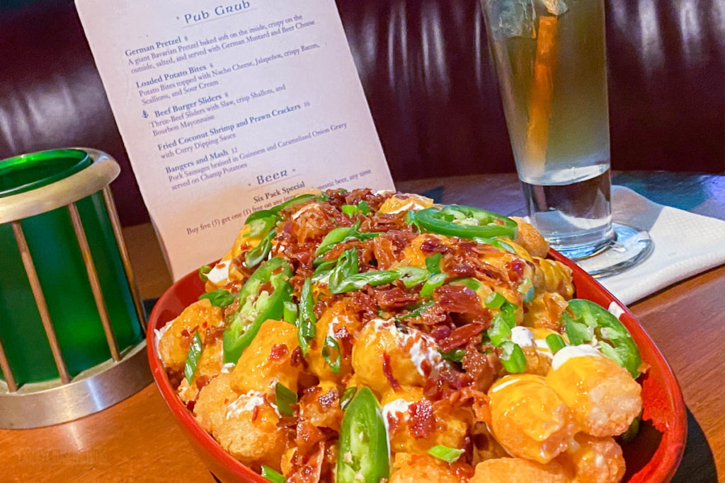 O'Gills Pub Grub 19 Minute Loaded Potato Bites