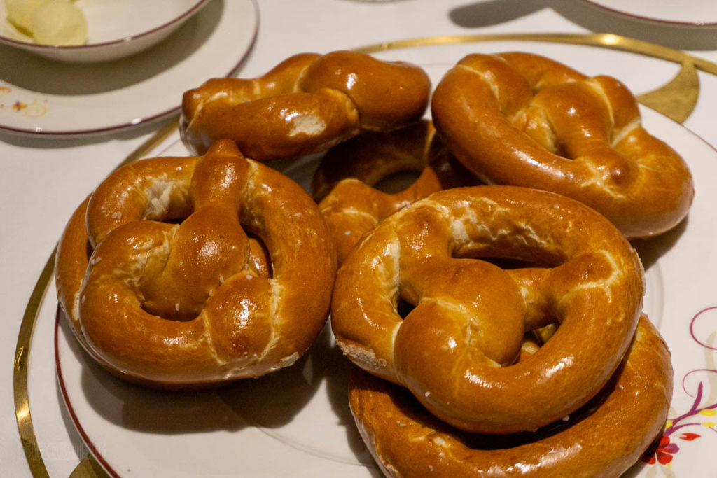 Rapunzel's Royal Table Pretzels Get You Stuff O'Gills These Came