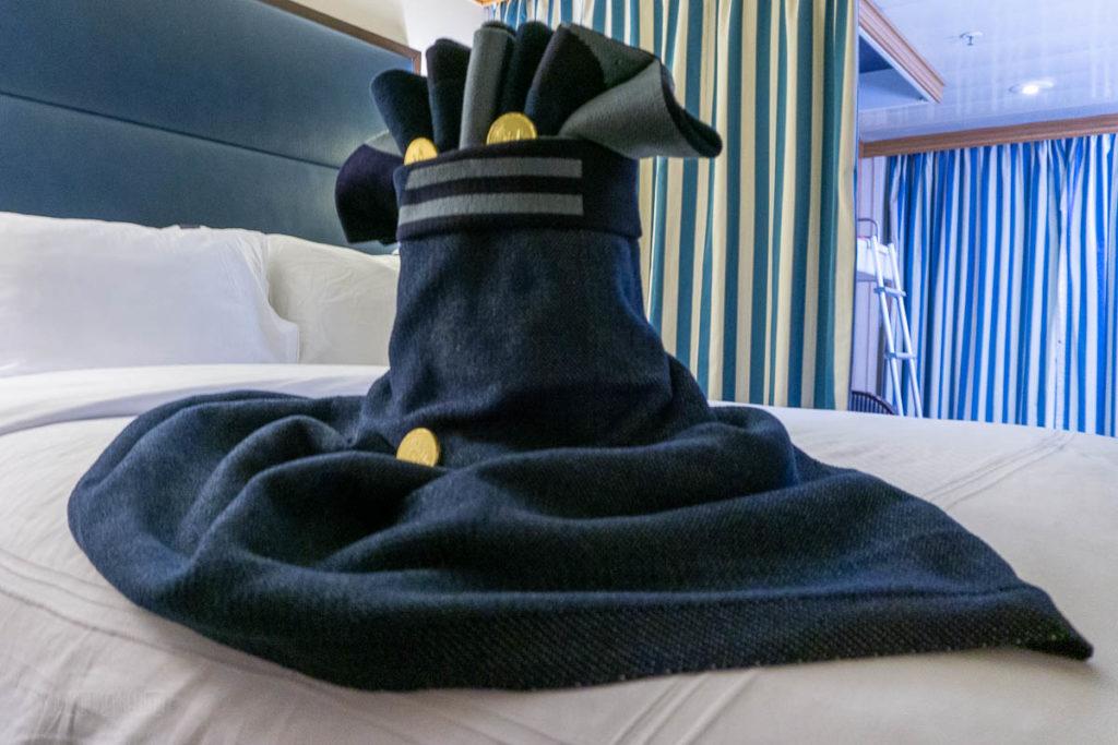 Stateroom Towel Blanket Zurg