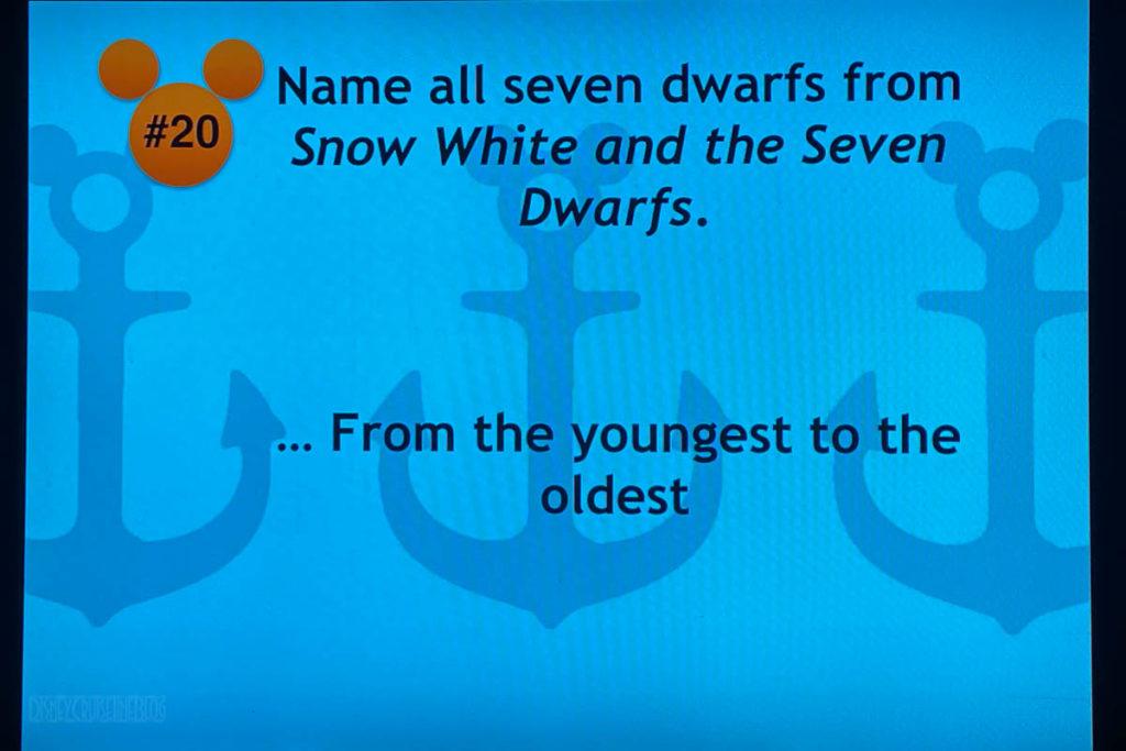 Ultimate Disney Trivia Silliness