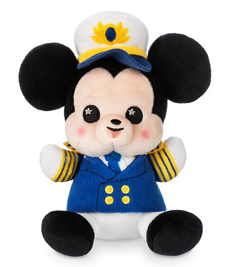 ShopDisney DCL Wishables Captain Mickey