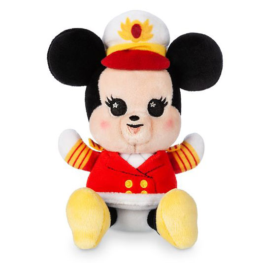 ShopDisney DCL Wishables Captain Minnie