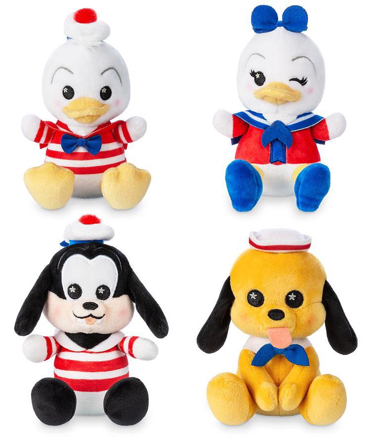 ShopDisney DCL Wishables Mystery Donald Daisy Pluto Goofy