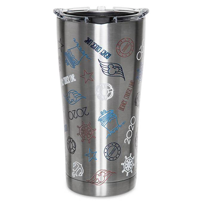 DCL ShopDisney 2020 Stainless Steel Tervis