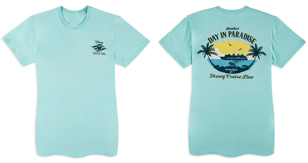 DCL ShopDisney Another Day In Paradise Shirt