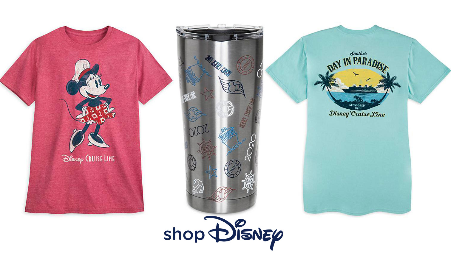 DCL ShopDisney New Merchandise 20200317