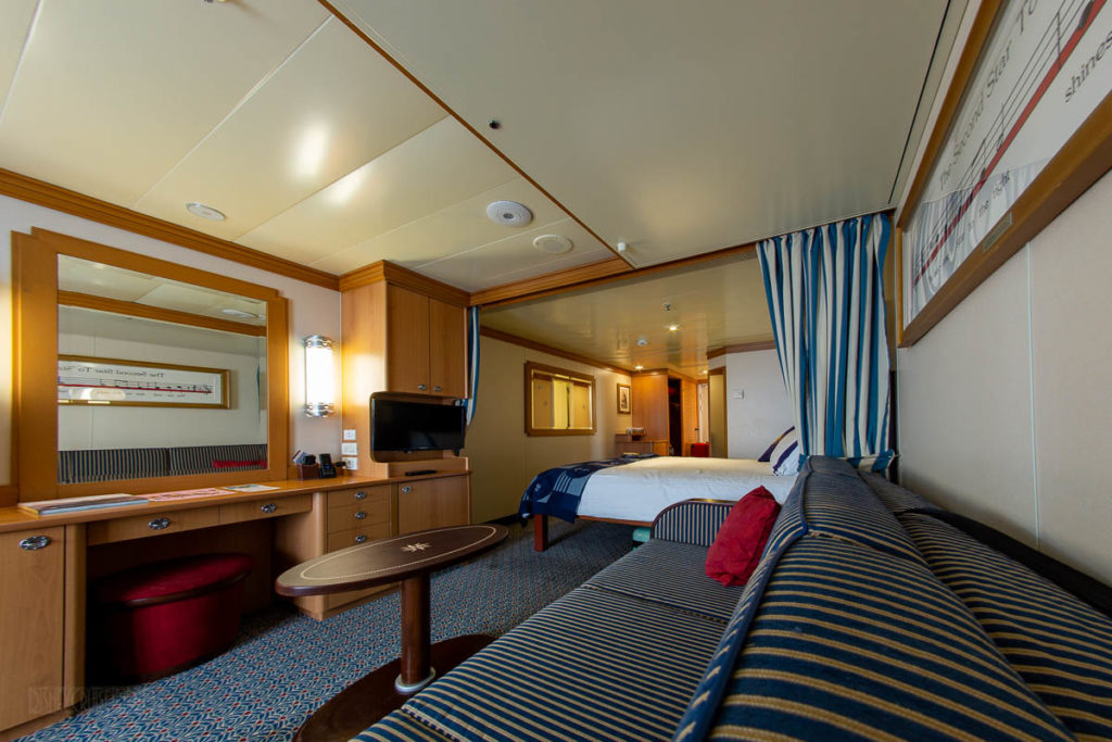 Disney Magic 4E Stateroom 8598