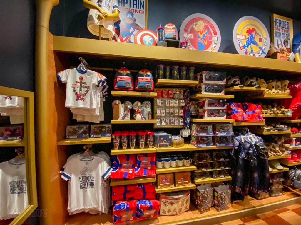 MDAS Merchandise Sea Treasures