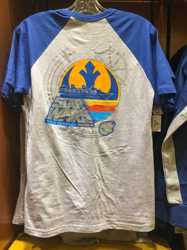 SWDAS 2020 Merchandise T Shirt Blue