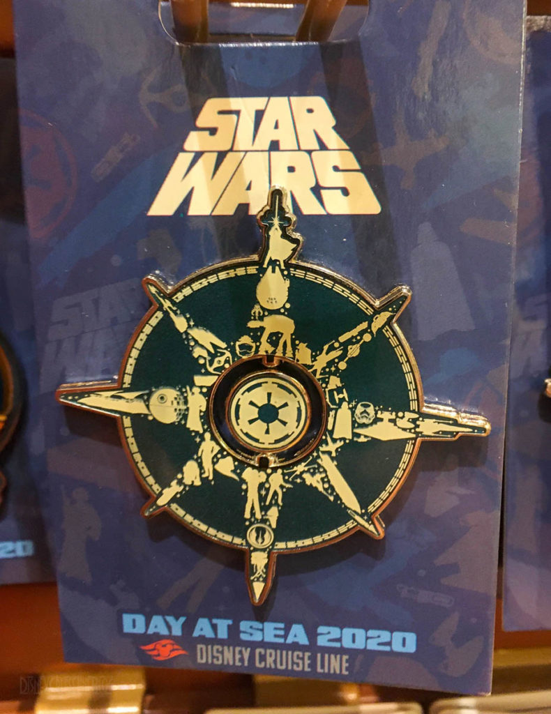 SWDAS 2020 Merchandise Trading Pin Compass