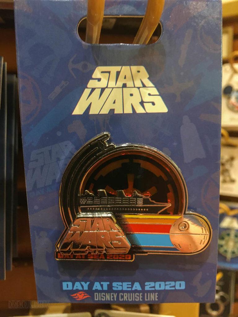 SWDAS 2020 Merchandise Trading Pin Galactic Empire