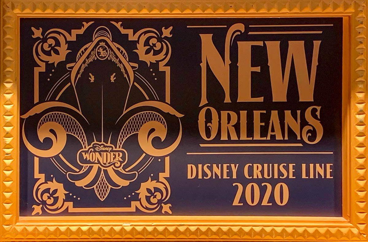 Wonder New Orleans 2020 Merchandise Logo