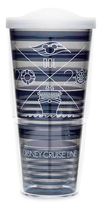 ShopDisney DCL 2020 Tervis Tumbler
