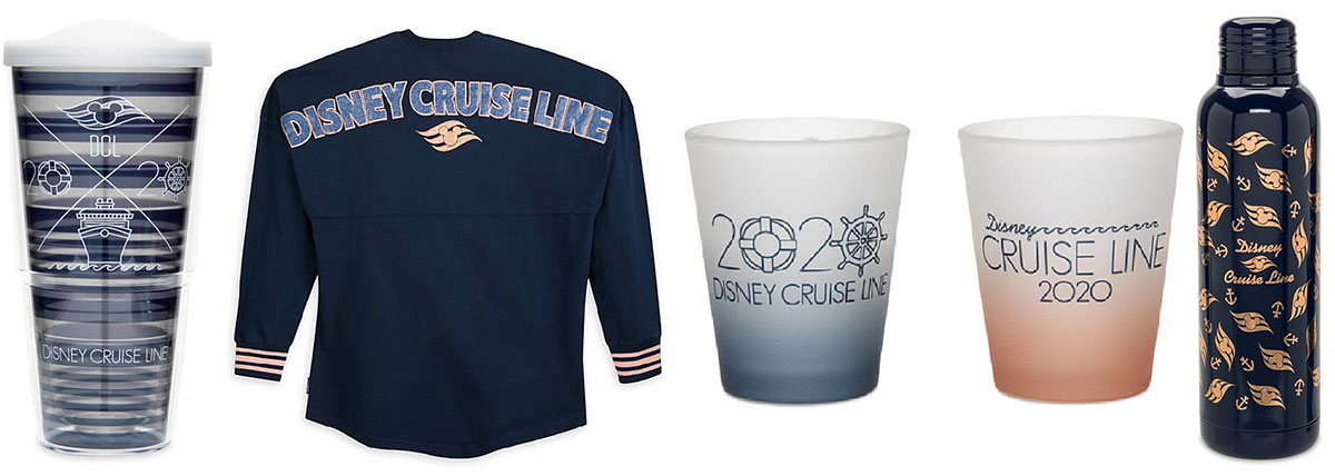ShopDisney DCL Merchandise 20200330