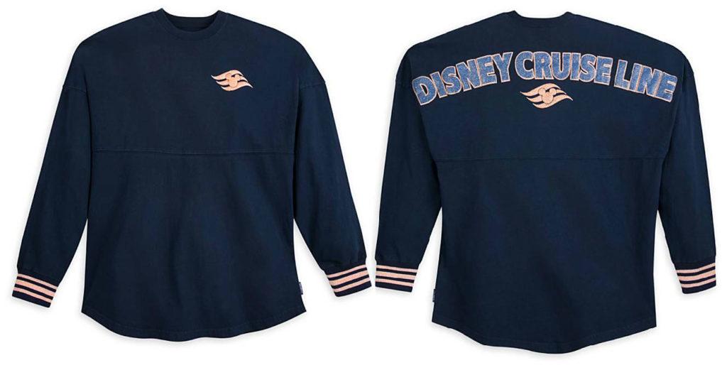 ShopDisney DCL Navy Spirit Jersey
