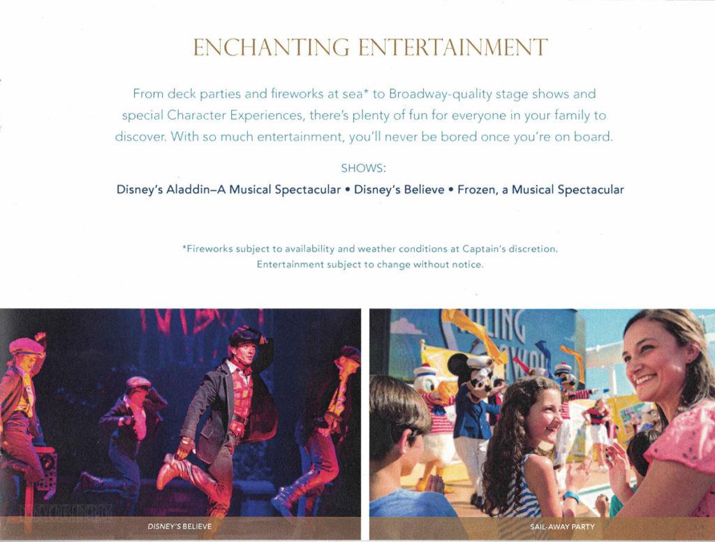 DCL Pre Arrival Booklet Fantasy 10