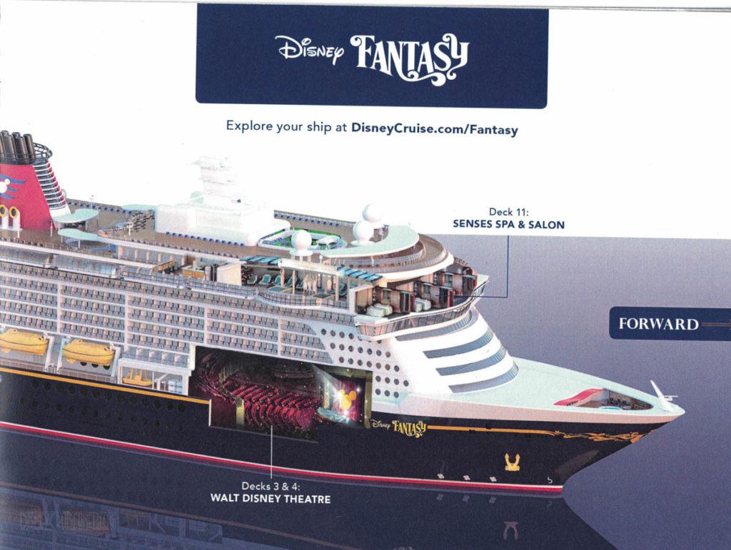 DCL Pre Arrival Booklet Fantasy 5
