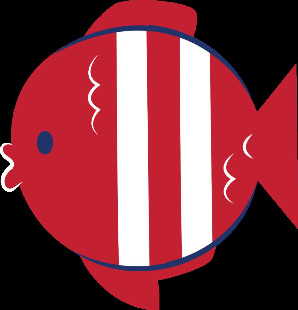 DCL Stateroom Door Decorating Fish
