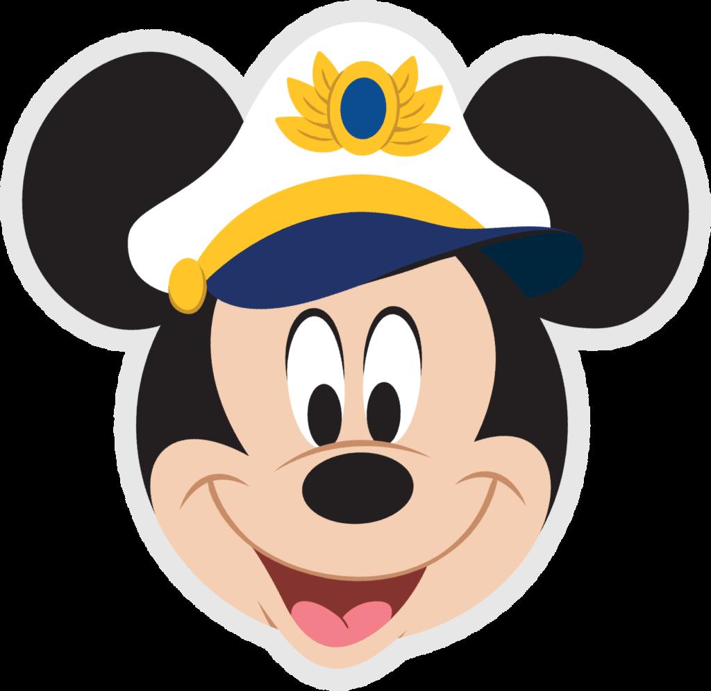 DCL Stateroom Door Decorating Mickey