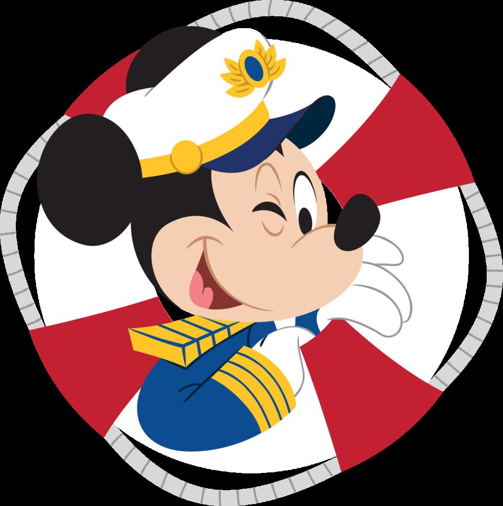 DCL Stateroom Door Decorating Mickey Lifering
