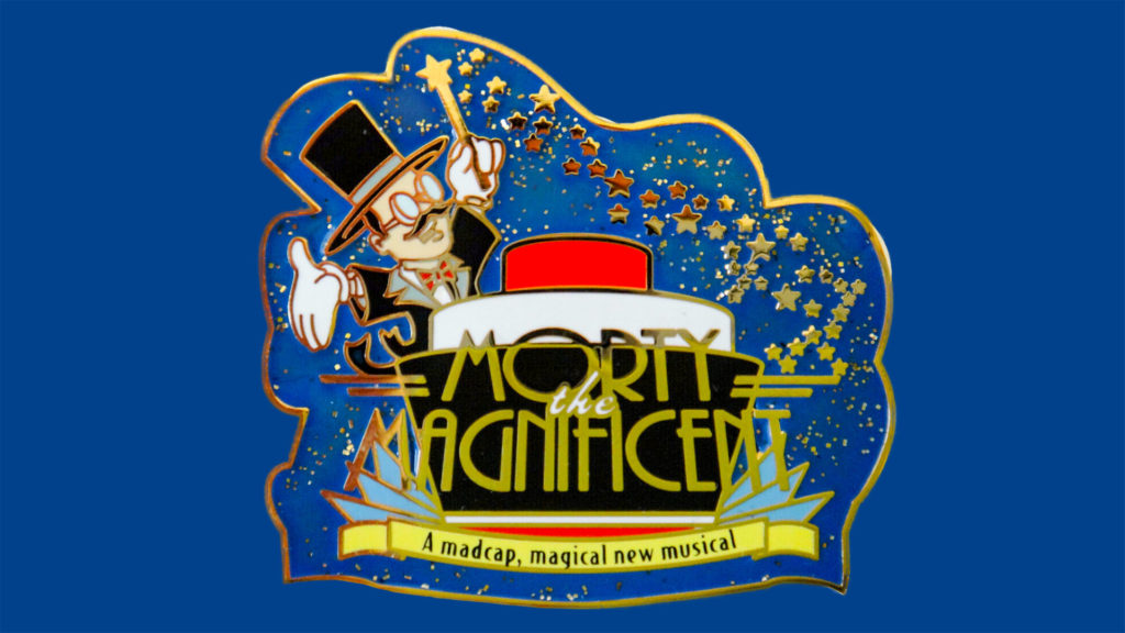 DCL WDT Morty The Magician Stage Show