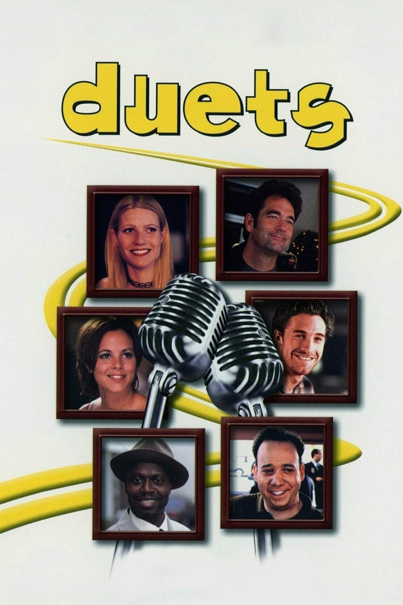 Duets Movie Poster