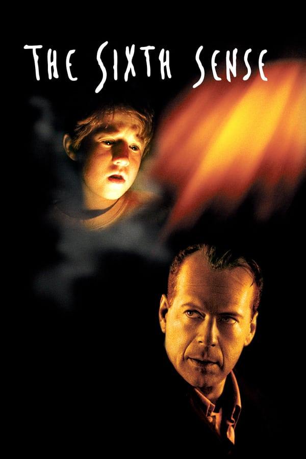 Sixth Sense Movie Poster