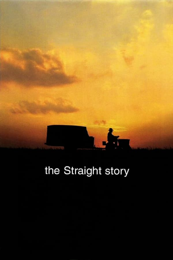 Straight Story Movie Poster