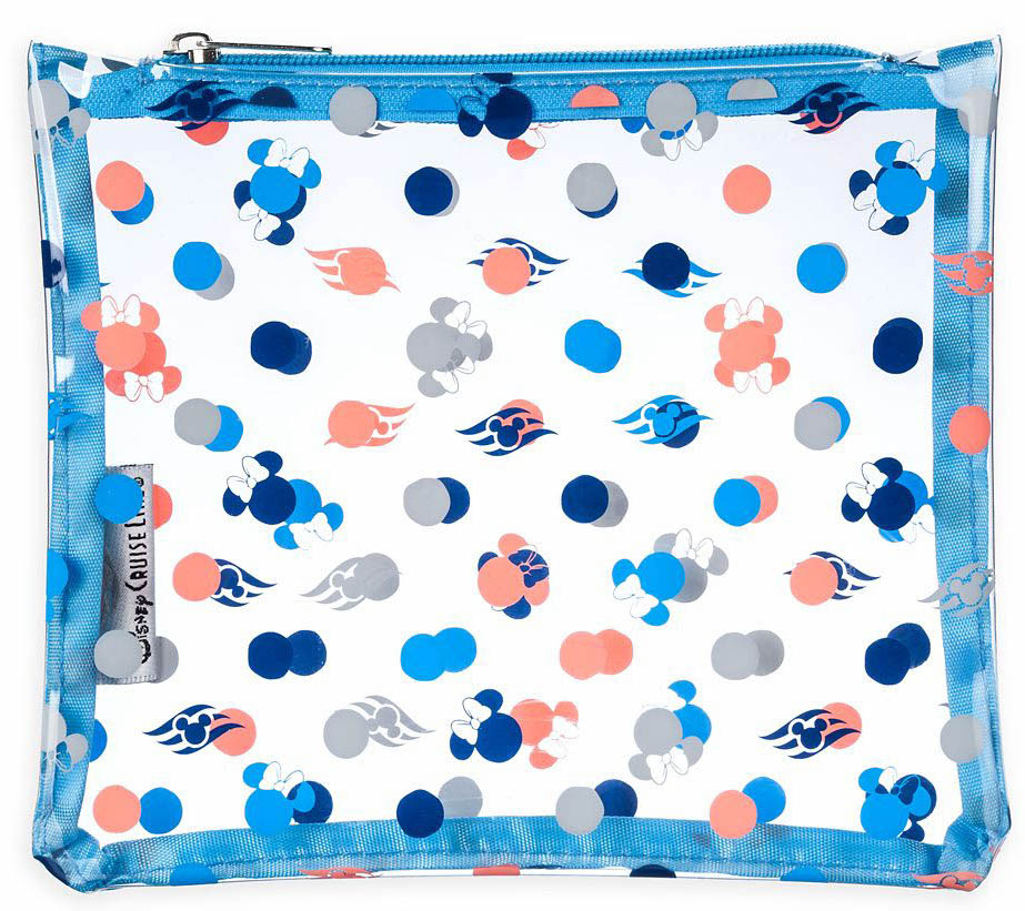 ShopDisney DCL Minnie Mouse Wet Dry Bag