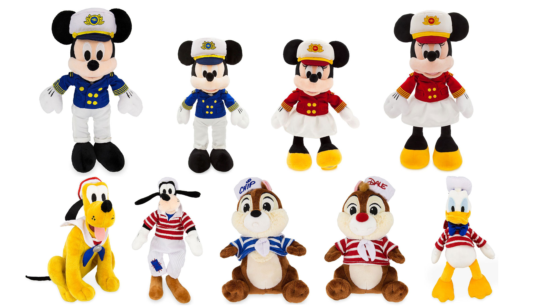 ShopDisney DCL Plush 20200410