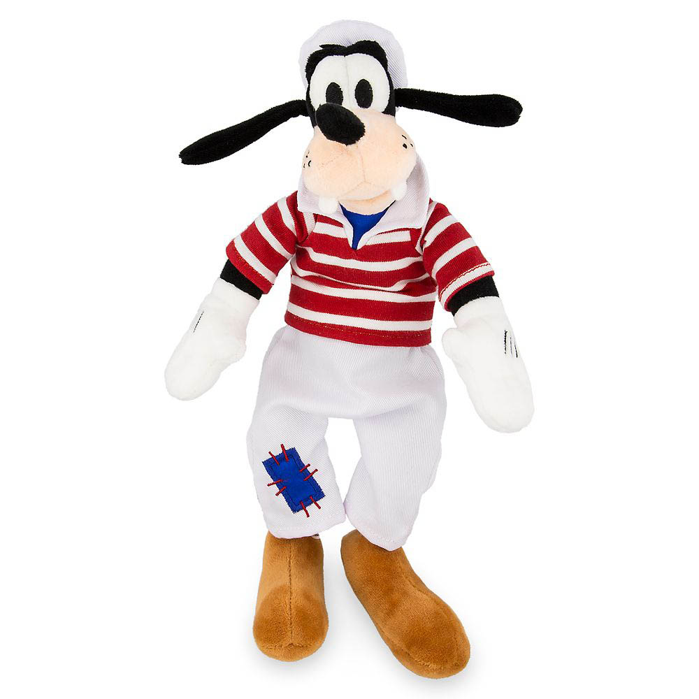ShopDisney DCL Sailor Goofy 12 Plush