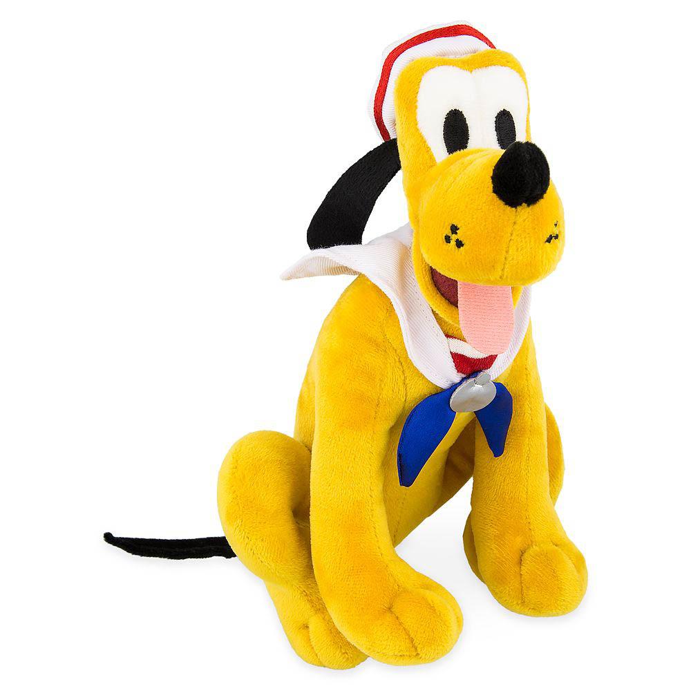 ShopDisney DCL Sailor Pluto 11 Plush